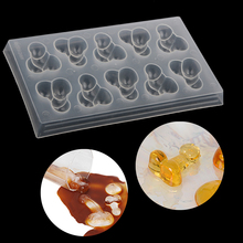 New Plastic Penis Willy Shape Ice Cube Tray Mold Hen Night Bachelorette Party Clear Mold Kitchen Bar Bakeware Cake Tool Access