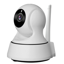 Indoor IP Camera 2.8mm lens PTZ Wifi Camera Security Network Mini Camera HD 720P Night Vision CCTV Surveillance Camera Wireless(China)