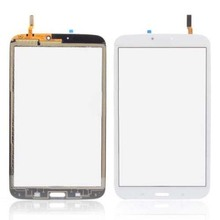 For Samsung Galaxy WiFi Tab 3 8.0 SM-T310 t310 White/Black Touch Panel Touch Screen Digitizer Glass Lens Replacement Parts