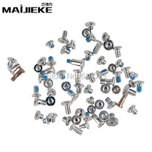 10 Sets Complete Full Set Screws Replacement for Iphone 7 Plus (5.5'') Inner Full Screw Set+2 Bottom Screws for iPhone 7 4.7""