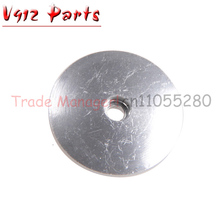 Wholesale 1lot=4piece  Aluminium Cap / Lid V912-01 V912-1 for WL V912 rc helicopter accessories spare part V911 parts