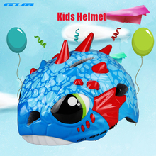GUB Kids Bike Helmet 48-52cm 237g Children Cycling Road City Bicycle Kid Child Helmet for Riding Skating Scooter Outdoor Sports