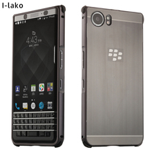 For BlackBerry KEYone Mercury DTEK70 Removable Hybrid Anti-knock Metal Bumper Hard Case For BlackBerry KEYone Mercury DTEK70(China)