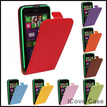 For Nokia Lumia 630 Case Phone Accessory Leather Bag Simple Elegant Pouch Mobile Wallet For Nokia Lumia 630 Cover Shell