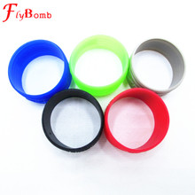 30PCS Random Colors Tennis Racket Handle's Silicone Ring Tennis Racquet Overgrip Use Various Color Wholesale Prices L354-30
