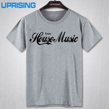 ENJOY HOUSE MUSIC PRINTED T SHIRT DANCE DJ IBIZA TEE WOMENS YOUTH TOP CLUB More Size and Colors