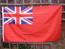 Merchant Navy Union Jack Large Red Naval Ensign Ship Boat Yacht High Quality Flag 3x5FT Custom flag Drop Shipping