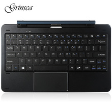 High Quality External Keyboard with Magnetic Docking for Cube i7 Book Original CDK09 Fe16