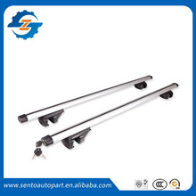 High quality aluminium alloy load luggage roof rack cross bar for Tucson 2006 2007 2008 2009 2010 2011 2012 2013 2014(China)