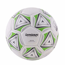 China Rubber Foam Football, Size 5 Soccer Ball Training 1 Pieces Football Balls & PU SOCCER BALLS(China)