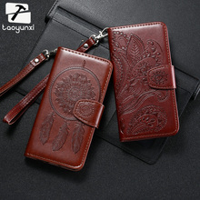 TAOYUNXI Cases For HTC Desire 626 Cover 650 628 5.0 inch 626w 626D 626G 626S PU Leather Wallet Cell Phone Bags Anti-Scratch Skin(China)