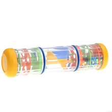 "MACH Best Sale 8"" Rainmaker Rain Stick Musical Toy for Toddler Kids Games KTV Party(China)"
