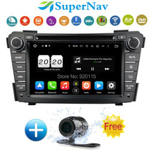 Octa Core 1.6GHz Android 6.0.1 Car DVD GPS Player fit for Hyundai I40 2011-2015 with Wifi 4G BT DAB+ Radio DVD GPS Navigation