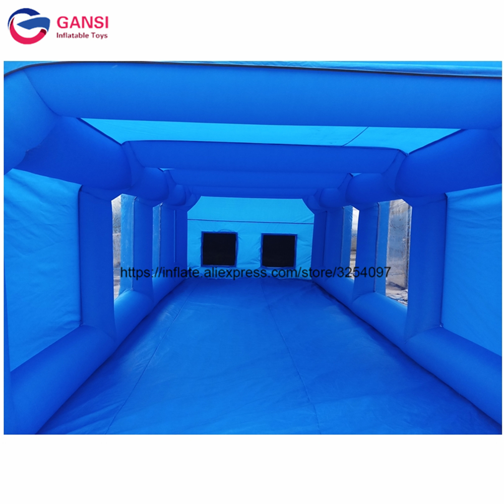 inflatable spray booth29