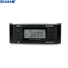 360 degree Magnet base angle gauge level Electronic protractor digital protractor angle meter