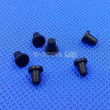 Refill ink cartridge for hp Printer Supplies CISS The ink hole part The sealing plug black Rubber plug and The sealing plug