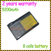 JIGU High qualiy Laptop Battery For Acer Aspire 9010 9100 9500 TravelMate 290E BATCL50L
