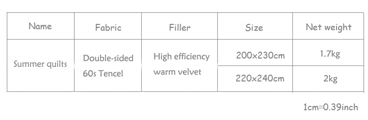 2018 summer quilt 60s tencel cotton wadded quilts comforter bedding sets king size warm velvet Embroidered bed quilted air conditioning quilts 1