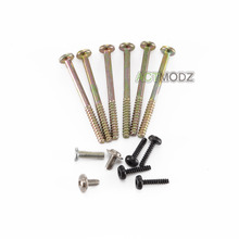 Repair Screws Set Parts for Playstation 3 PS3 Slim Console 2000/3000(China)