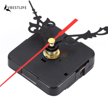 Quartz Clock Mechanism 3 Pointers Clockwork Wall Clock Mechanism Inserts Repair DIY Wall Clock Parts Tool Set