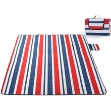 2m*2m Sand mat,moistureproof camping mat, Suede and Aluminum film backing picnic mat 1.1kg(China)