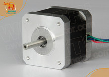 Promotion!!!! 4-Leads Nema 17 Stepper Motor 4000g.cm,1.7A, 2phases CNC  of wantai  42BYGHW609 3D Makerbot Reprap Printer