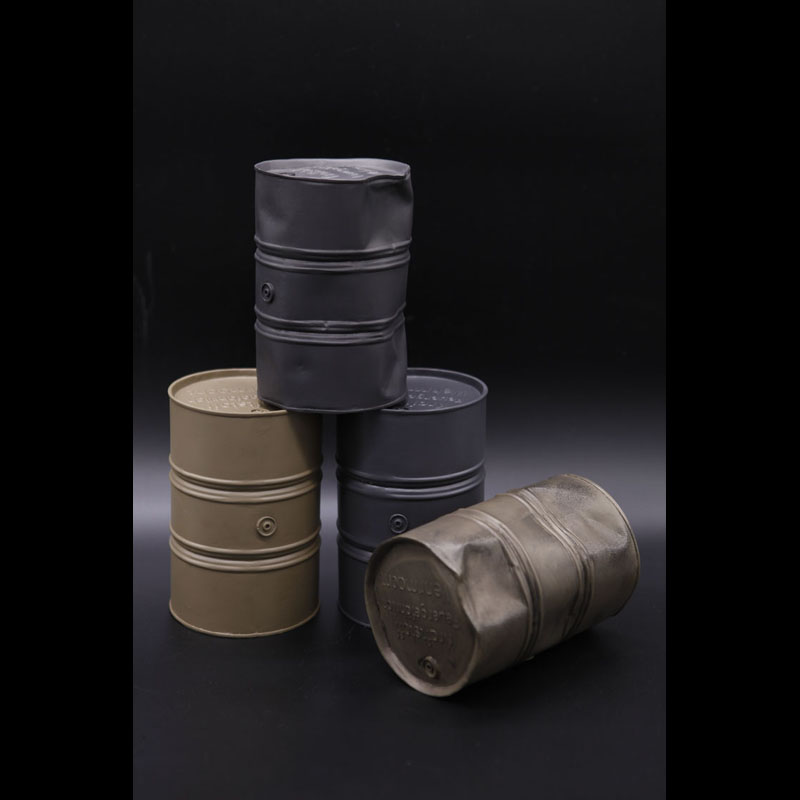 ScaleStore 1/6 Oil Barrel Soldiers Scene Proportion Warehouse P0011 Gasoline Tank for 12 Figure Sence Accessories<br><br>Aliexpress