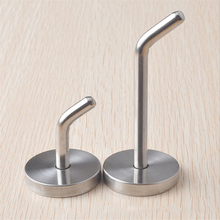 Stainless Steel Wall Mounted Coat Clothes Hooks Hat Robe Holder Rack Hook Wall Hanger Coat Hooks Bathroom Accessory