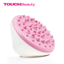 TOUCHBeauty Pink Cellulite Body Massager Ventouses Cellulite Massage Brush Soft Glove Slimming Relaxing Scrub TB-0826B