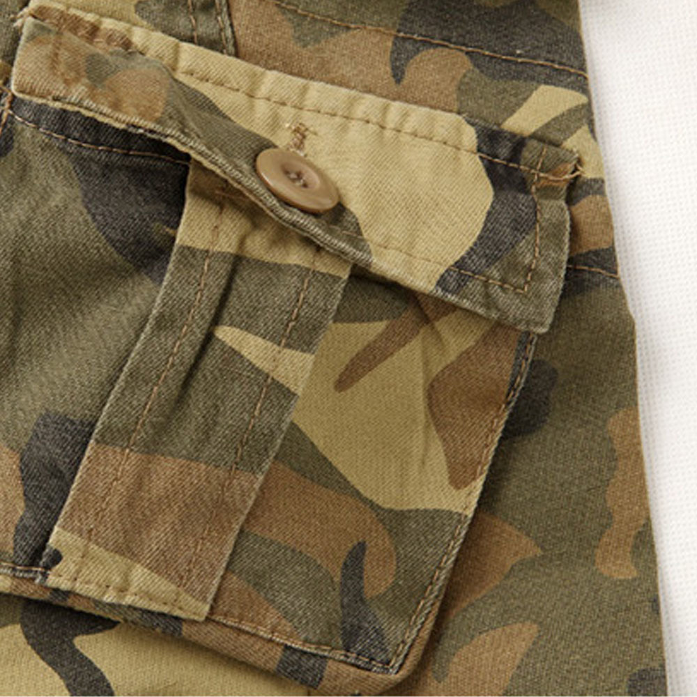 Men Autumn Tactical Military Sports Pant Male Outdoor Multi-pockets Hiking Loose Style Trouser<br>