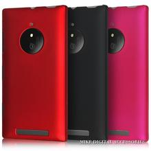 For Nokia 830 Lumia 830 Hot Selling High Quality Multi Colors Rubberized Matte Hard Phone Case Cover