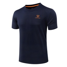 [Lance Donovan] Brand Tshirt Men s Short Sleeves Summer 2017 New Tops Tees T-Shirt Casual T Shirts M-3XL Quick Dry,Breathable