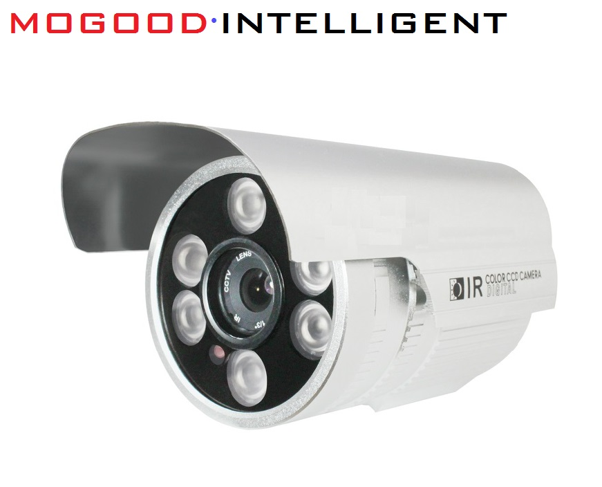 Waterproof HD 1200TVL IR Day/Night CCTV Analog Camera Support IP66 Indoor/Outdoor use Security Camera<br>
