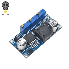 1PC LM2596 LED Driver DC-DC Step-down Adjustable CC/CV Power Supply Module