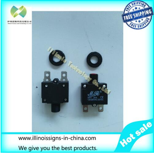 Overload switch ST-1 MR1 WP-01 insurance overcurrent protection device 20A<br><br>Aliexpress