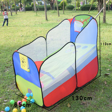 Buy 2017 NEW Baby Playpens Kids Balls Foldable Children's Ball Pool Outdoor/Indoor Game Tent Activity Toy Fencing Pop for $19.99 in AliExpress store