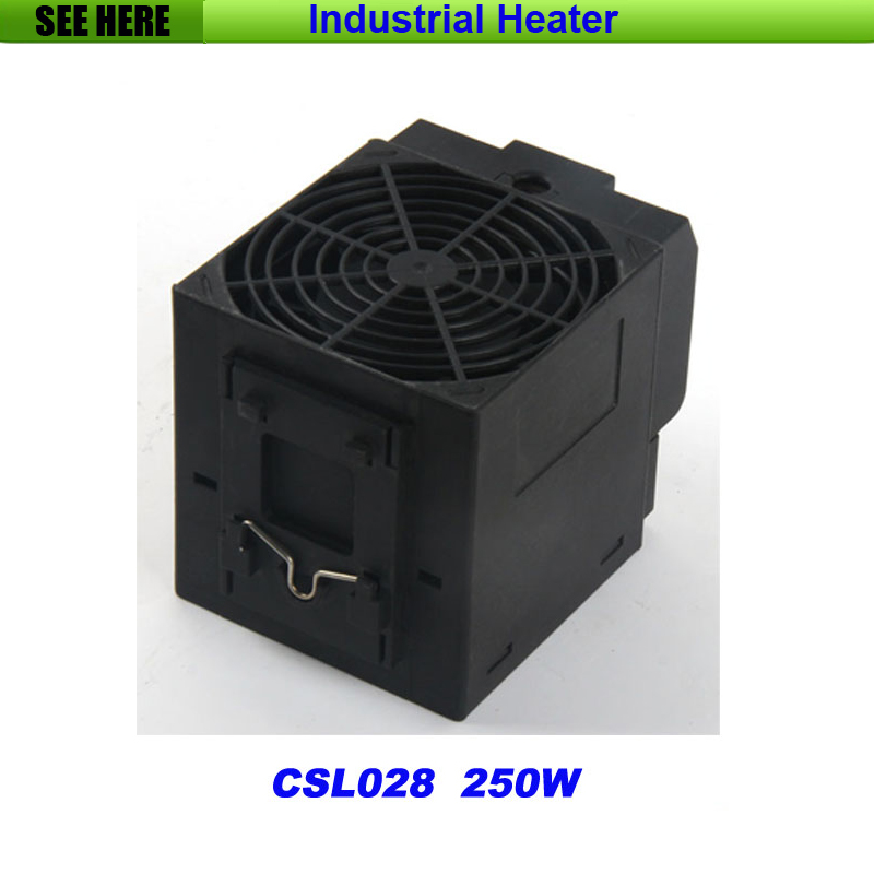 High Quality Dynamic Heating Up 250w Small Industrial Heater Semiconductor Fan Heater Ball Bearing Fan Heater<br>