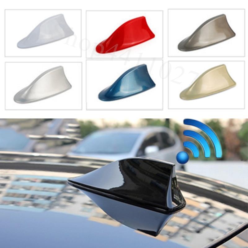 Static Shark Fin Antenna Aerial Sticker For Mercedes Benz E Class W212 W213 2017