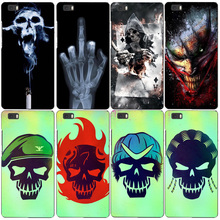 Popular Cover for Huawei P8 P8 Lite Cases Hard Skeleton Luxury Phone Bags Cases For Huawei P8 P8lite