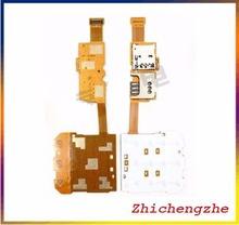 New keypad sim card holder tray slot flex cable For nokia c3-01 replacement