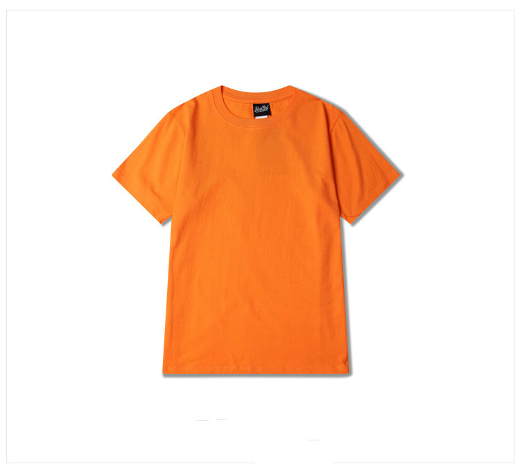 High Quality Tshirt Man And Women Punk Rock Dj T Shirt Slim Fit Men Harajuku Vintage T-shirt Yellow Blue Orange Pink Shirt Men