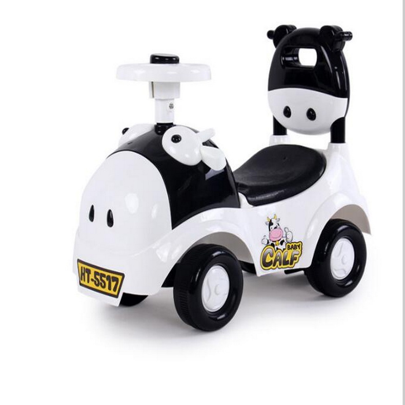 ZR-04/Is suing toy car 1-3 years old infant stroller toy niu car beaulieu toddler silent of swing car baby cart<br><br>Aliexpress