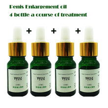 4pcs Fast Growth Herbal Developpe Penis Enlargement Retardant Ejaculation Increase Penis Oil Sex Products for Men Penis Cream(China)