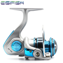 EISIFISH Mini Fishing Vessel Ff150 Fishing Reel Fishing Vessel Los Angeles Pole Raft Rod Metal Rocker Arm FP0781