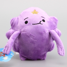 "Adventure Time Plush Figure Lumpy Space Princess Stuffed Dolls Kids Gift 10 pcs/Lot 6"" 15 CM"