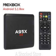 A95X R1 Android 5.1 Smart TV Box RK3229 Quad Core RAM 1GB ROM 8GB 32bit 1.5GHz HDMI  2.0 4Kx2K HD 2.4G Wifi PK V88 mini Tv Box