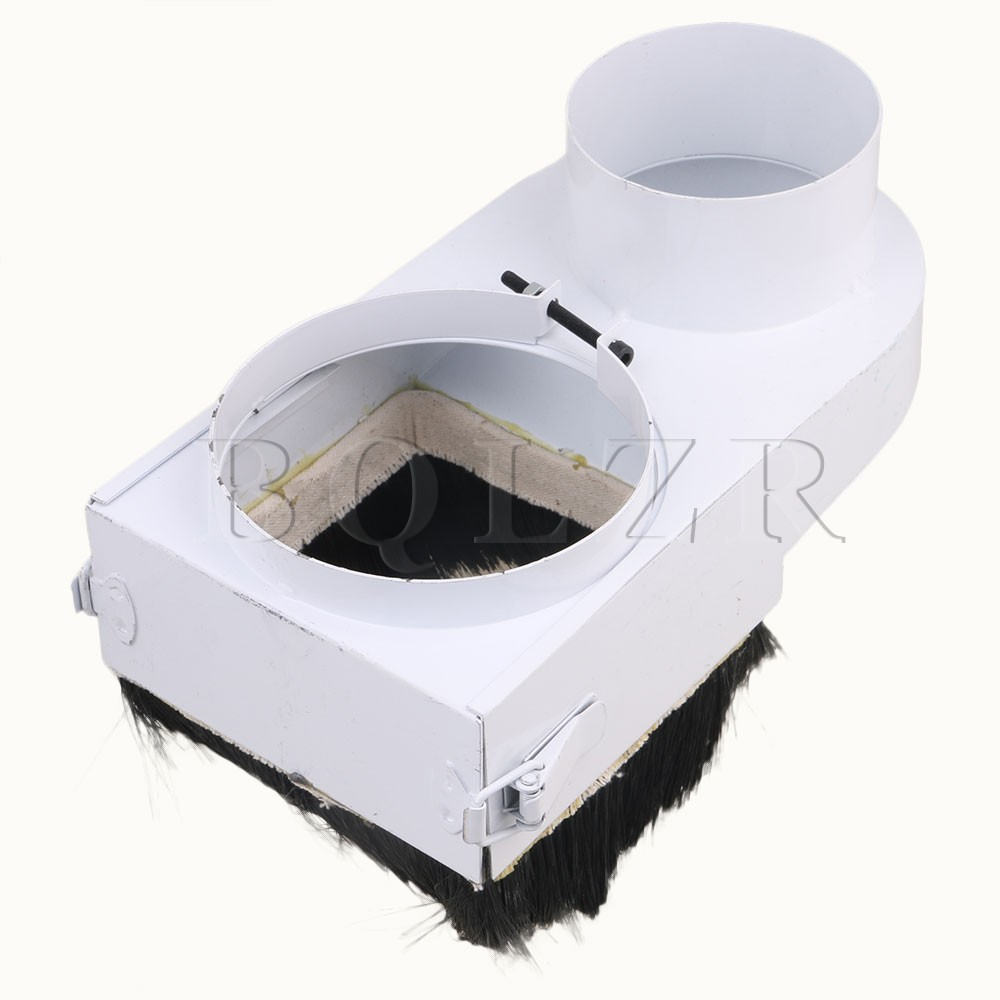 CNBTR 125mm Spindle Dust Shoe Cover for Woodworking CNC Router Milling Machine <br>