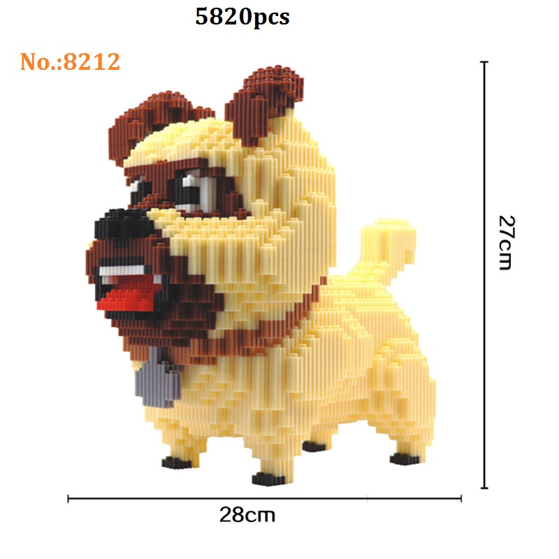 connection blocks pet dog 8212