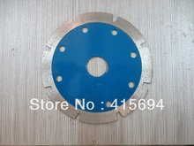 114x12x22.23-15.88mm cold press segmented diamond  saw blade for bricks, granite,marble and concrete medium quality