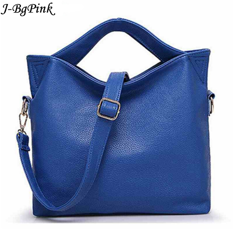 2016 fashion womens singles shoulder bag messenger bag leather messenger bag casual designer womens handbags Messenger Bags<br>